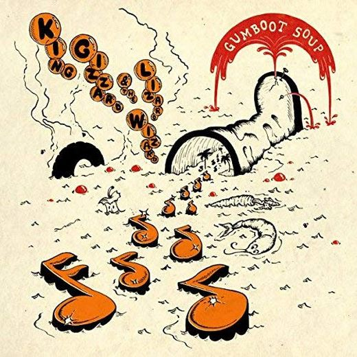 King Gizzard And The Lizard Wizard - Gumboot Soup (Euro Ltd. Ed. Orange Vinyl) - Vinyl - New