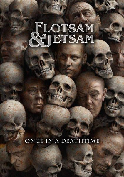 Flotsam And Jetsam - Once In A Deathtime (R0) - DVD - Music