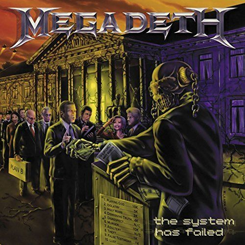 Megadeth - System Has Failed, The (Remastered 2019) - Vinyl - New
