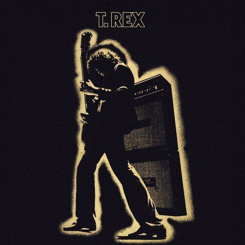 T-Rex - Electric Warrior (180g Back To Black Ed. w. download) - Vinyl - New