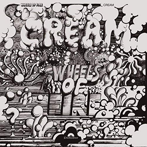 Cream - Wheels Of Fire (2LP with download voucher) - Vinyl - New