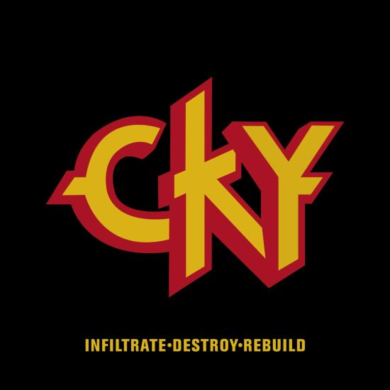 CKY - Infiltrate-Destroy-Rebuild (2019 reissue) - CD - New