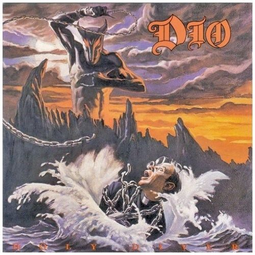 Dio - Holy Diver (Rem. w. bonus interview) - CD - New
