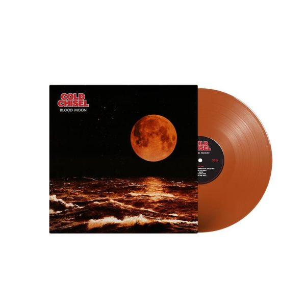 Cold Chisel - Blood Moon (Orange Vinyl) - Vinyl - New