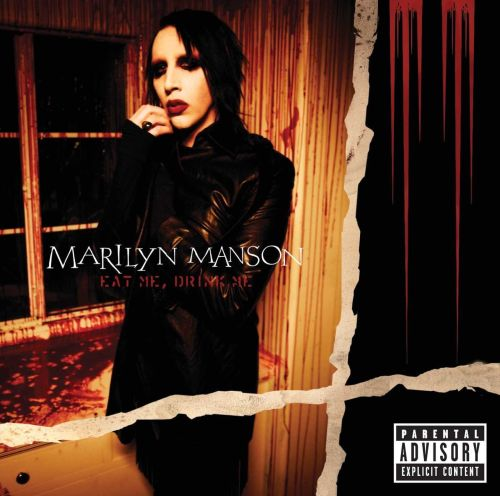 Manson, Marilyn - Eat Me, Drink Me (Euro. Ed. w. 1 bonus track) - CD - New