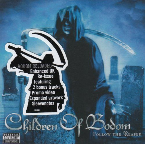 Children Of Bodom - Follow The Reaper (w. 2 Extra Tracks + Enhanced Every Time I Die Video - CD - New