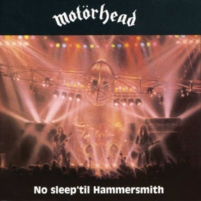 Motorhead - No Sleep Til Hammersmith (Deluxe Ed. 2CD w. bonus tracks) - CD - New