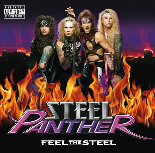 Steel Panther - Feel The Steel (U.S.) - CD - New