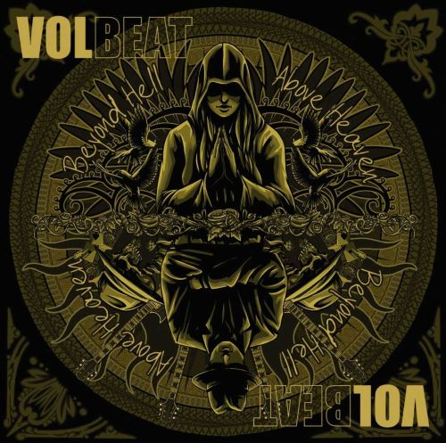 Volbeat - Beyond Hell/Above Heaven (Euro.) - CD - New