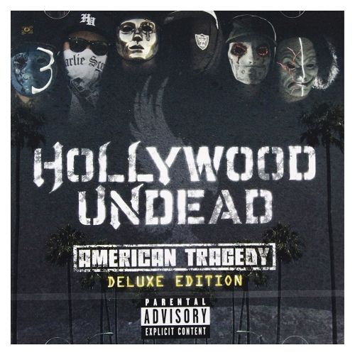 Hollywood Undead - American Tragedy (Deluxe Ed. w. 4 bonus tracks) - CD - New