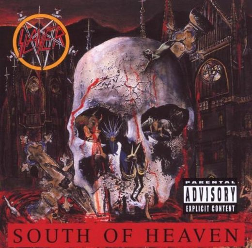 Slayer - South Of Heaven (2013 Re-Release) - CD - New