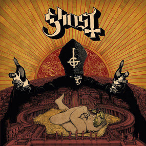 Ghost - Infestissumam (Deluxe Ed. w. 2 bonus tracks) - CD - New