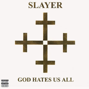 Slayer - God Hates Us All (U.S. with gatefold sleeve) - Vinyl - New