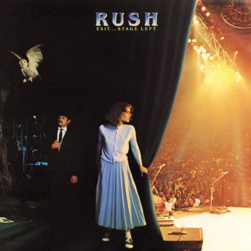 Rush - Exit Stage Left (180g 2LP gatefold w. download card) - Vinyl - New