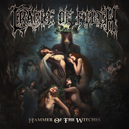 Cradle Of Filth - Hammer Of The Witches (Euro. Ltd. Ed. digi. w. 2 bonus tracks) - CD - New
