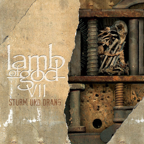 Lamb Of God - VII - Sturm Und Drang - CD - New