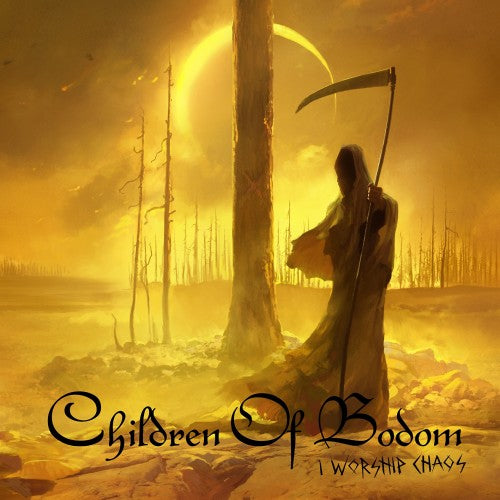 Children Of Bodom - I Worship Chaos (Aust.) - CD - New