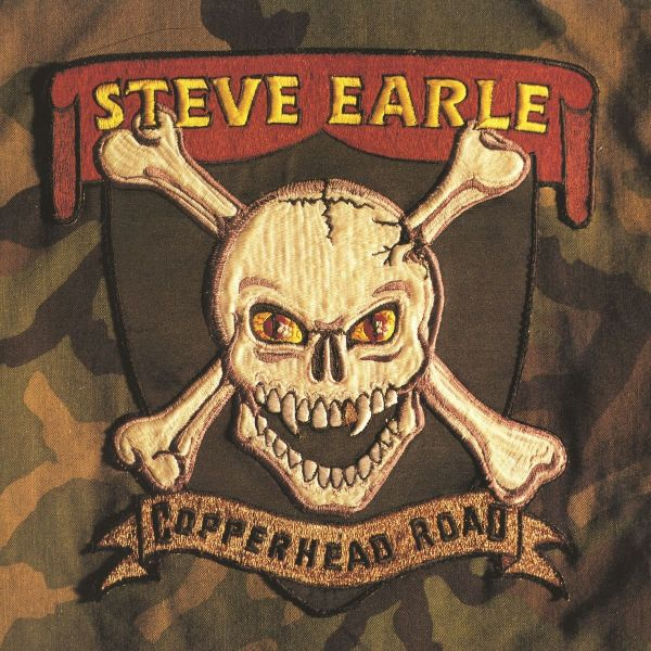 Earle, Steve - Copperhead Road (180g 2016 reissue) - Vinyl - New