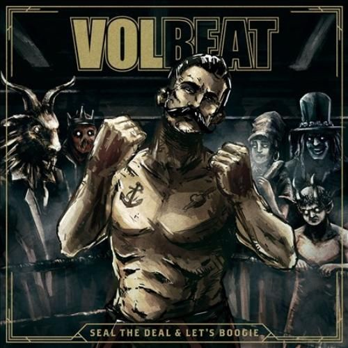 Volbeat - Seal The Deal And Lets Boogie (Euro.) - CD - New
