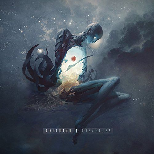 Fallujah - Dreamless - CD - New