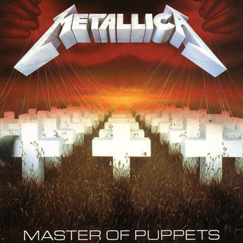Metallica - Master Of Puppets (180g 2017 rem. Euro.) - Vinyl - New