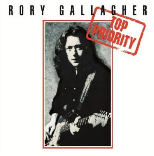 Gallagher, Rory - Top Priority (180g 2018 reissue w. download card) - Vinyl - New