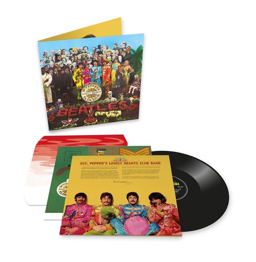 Beatles - Sgt. Peppers Lonely Hearts Club Band (50th Ann. 180g gatefold - New Stereo Mix) - Vinyl - New
