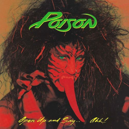 Poison - Open Up And Say...Ahh! - Vinyl - New