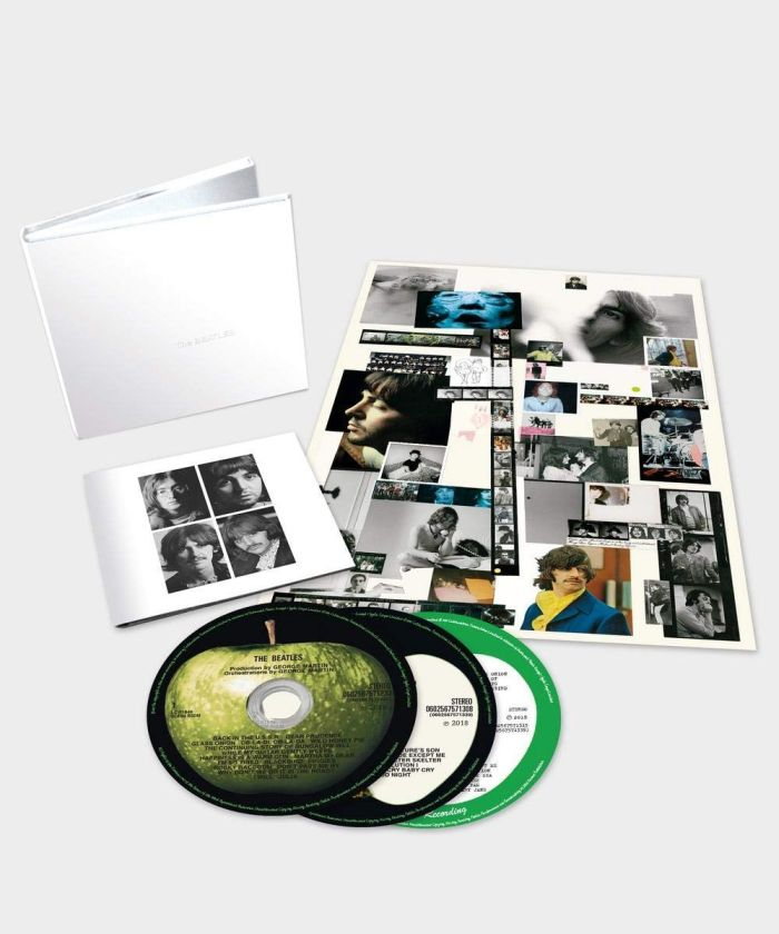 Beatles - Beatles, The (White Album) (2018 Deluxe Ed. 3CD) - CD - New