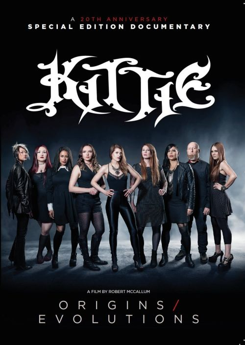 Kittie - Origins/Evolutions (R1) - DVD - Music