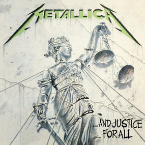 Metallica - And Justice For All (USA 180g 2LP 2018 Remaster) - Vinyl - New