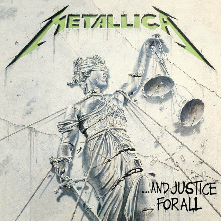 Metallica - And Justice for All (2018 Remaster) - CD - New