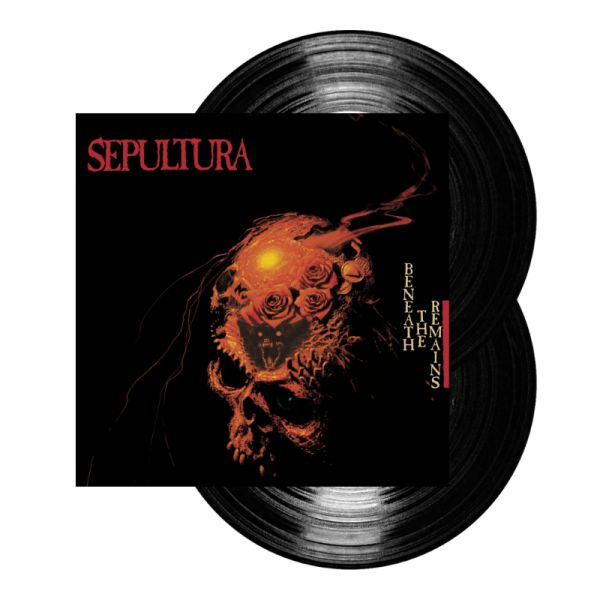 Sepultura - Beneath The Remains (180g 2LP 2020 Exp. Ed. rem. gatefold) - Vinyl - New