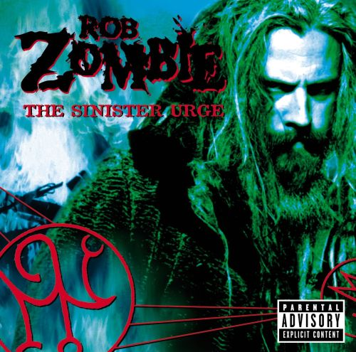 Zombie, Rob - Sinister Urge, The - CD - New