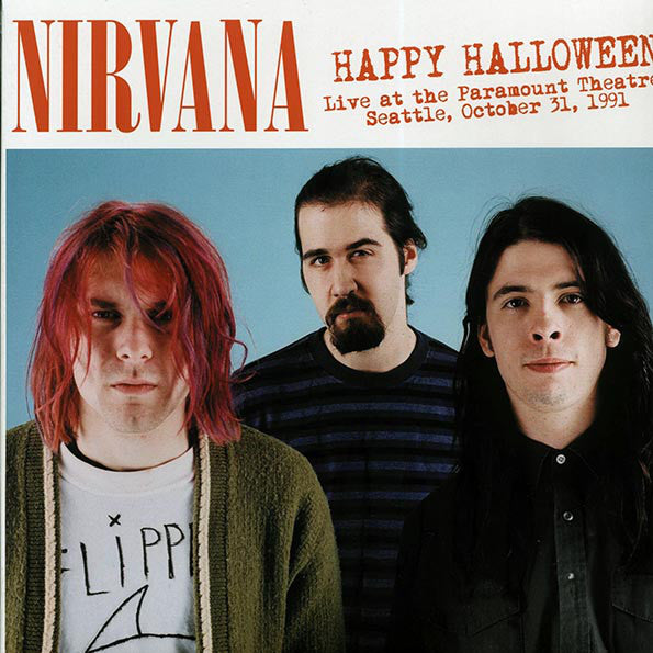 Nirvana - Happy Halloween (Live At The Paramount Theatre Seattle, October 31, 1991) - Vinyl - New
