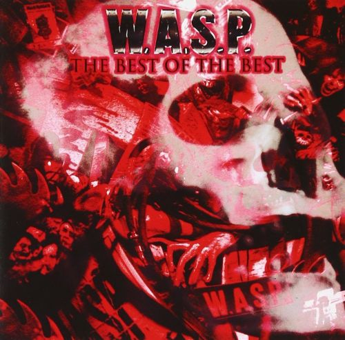 WASP - Best Of The Best, The (jewel case w. 15 tracks) - CD - New