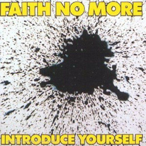 Faith No More - Introduce Yourself - CD - New