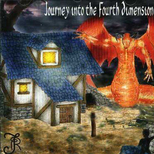 Del Rio, Jose - Journey Into The Fourth Dimension - CD - New