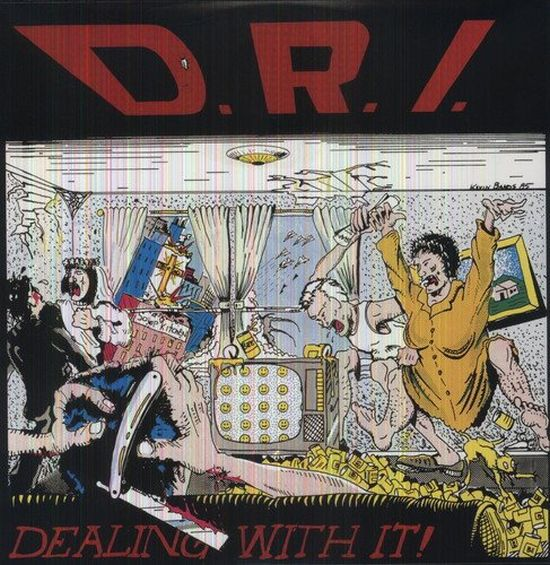 D.R.I. - Dealing With It - Vinyl - New
