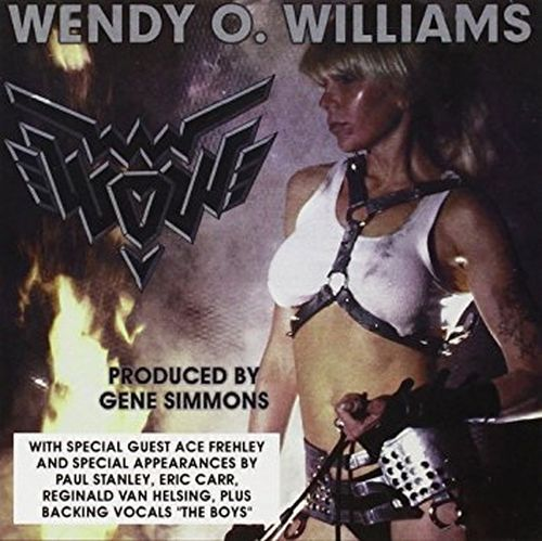 Williams, Wendy O. - WOW - CD - New