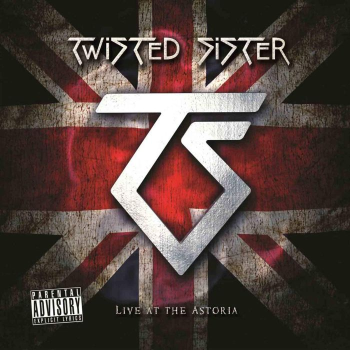 Twisted Sister - Live At The Astoria (Spec. Ed. CD/DVD) - CD - New