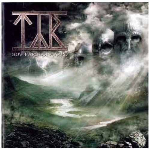 Tyr - How Far To Asgaard - CD - New