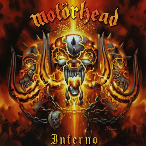 Motorhead - Inferno (2019 reissue) - CD - New