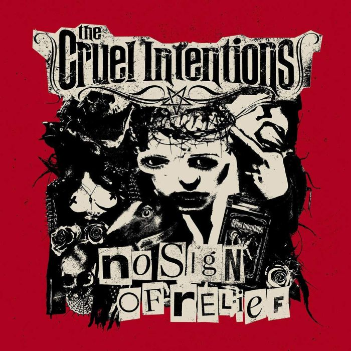 Cruel Intentions - No Sign Of Relief - CD - New