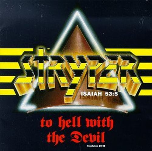 Stryper - To Hell With The Devil - CD - New