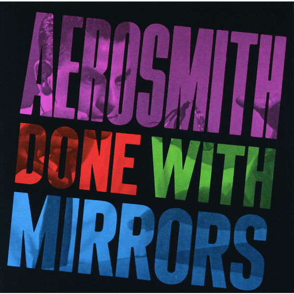 Aerosmith - Done With Mirrors - CD - New