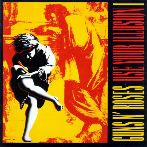 Guns N Roses - Use Your Illusion I - CD - New