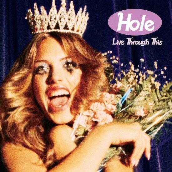 Hole - Live Through This - CD - New