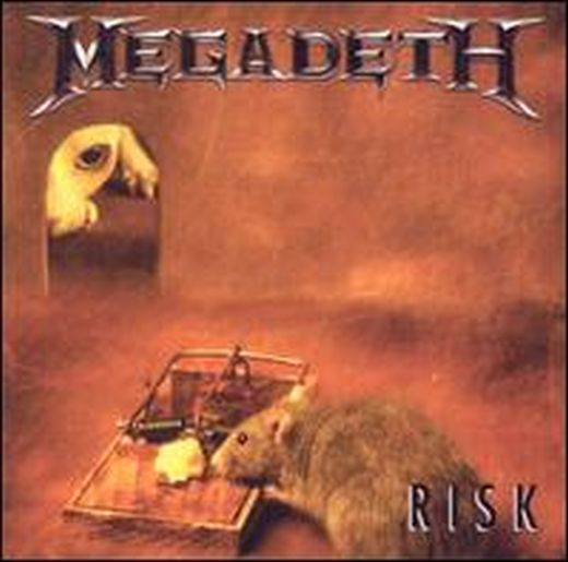 Megadeth - Risk (Rem. w. 3 bonus tracks) - CD - New
