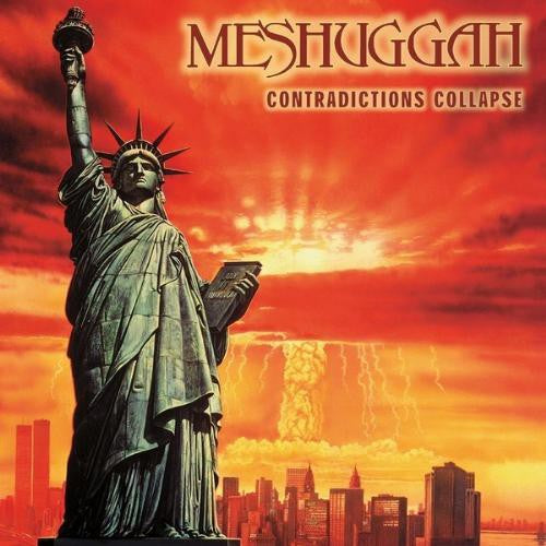 Meshuggah - Contradictions Collapse (Reloaded Ed. w. 4 bonus tracks from the None EP) - CD - New